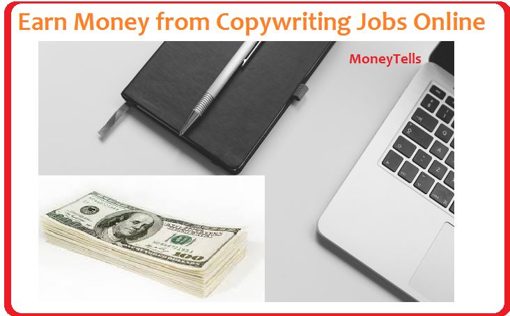 Copywriting online jobs from home