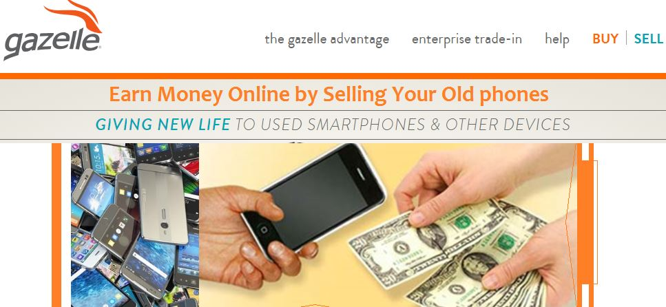 Earn Money Online by Selling Your Old phones