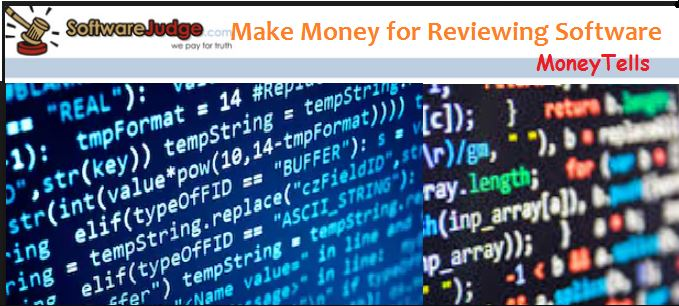 Earn Money for reviewing software online