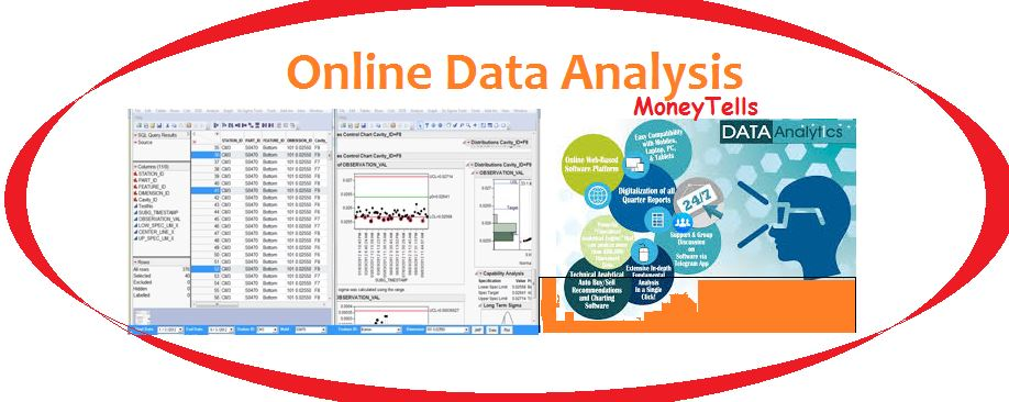 Earn Money with online data analysis