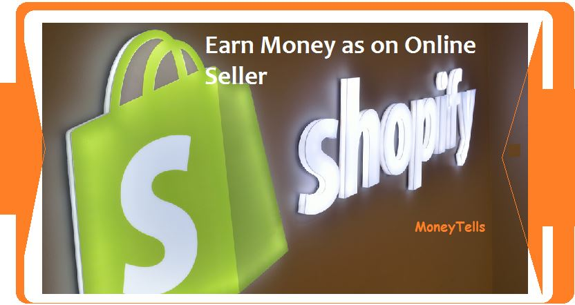 Earn money as an Online seller