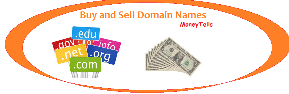 Make Money with Buy and Sell Domain Names