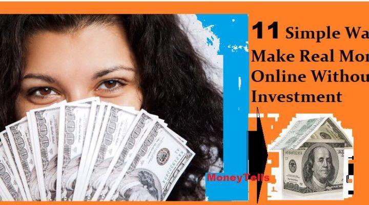 Make Real Money Online