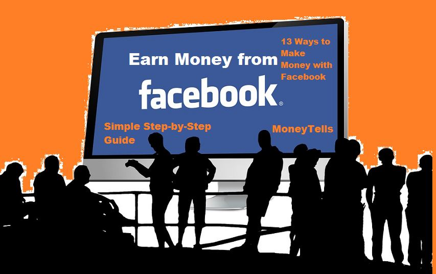 Make money through Facebook
