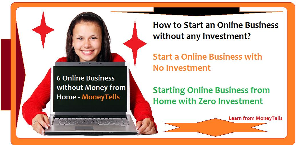 Online Business without Money