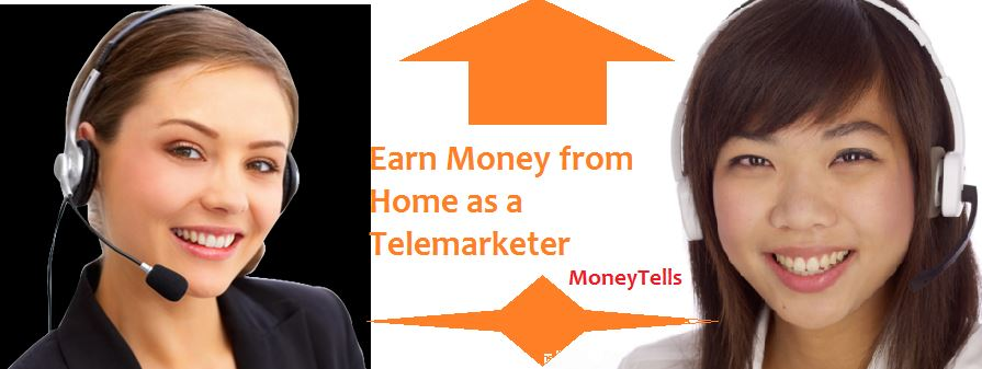 earn money as telemarketer online jobs from home