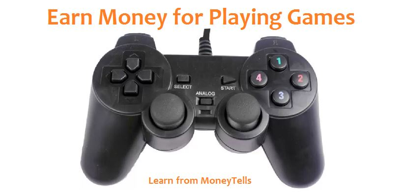 earn money for playing games