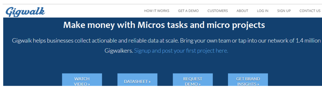 how to make money from micro tasks