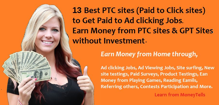 highest paying ptc sites