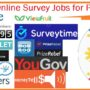 9 Best Online Survey Jobs for Philippines – Paid Survey Sites in Philippines
