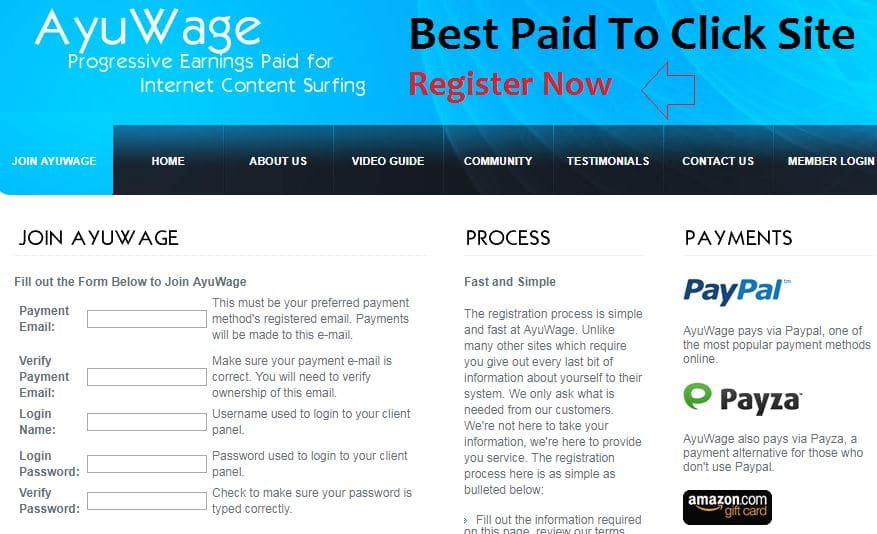 13 Best PTC sites (Paid to Click sites) to Get Paid To Ad clicking Jobs