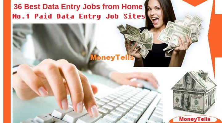 Best Data Entry Jobs from Home
