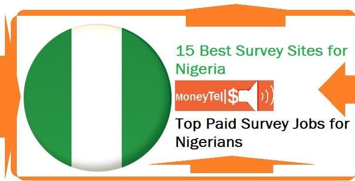 Best Survey Sites for Nigeria
