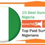 15 Best Survey Sites for Nigeria – Top Paid Survey Jobs for Nigerians