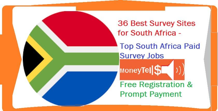 Best Survey Sites for Sourth Africa