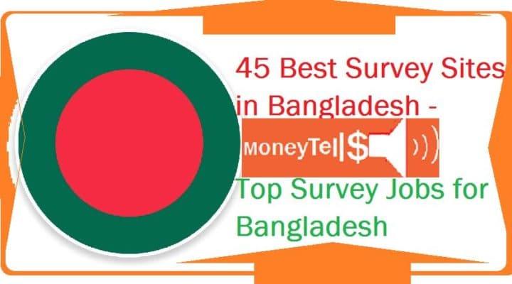 Best survey sites in Bangladesh