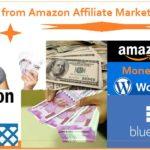 Earn Money from Amazon Affiliate Marketing Program