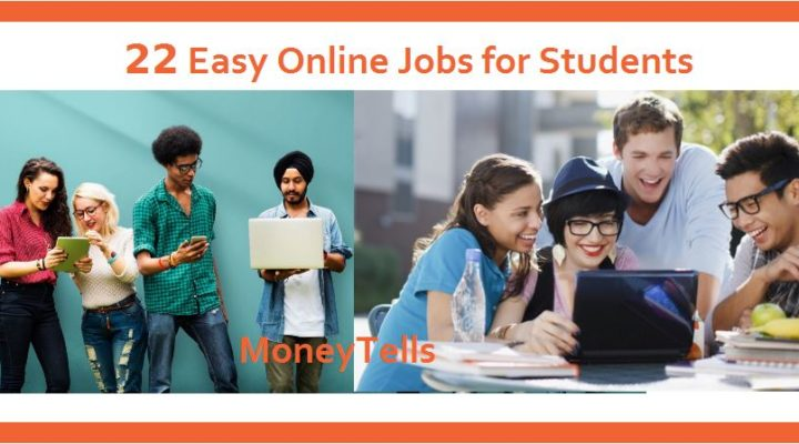Easy Online Jobs for Students