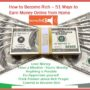 Anyone Can Follow these Fast Ideas to Become Rich In India (Latest Tips)