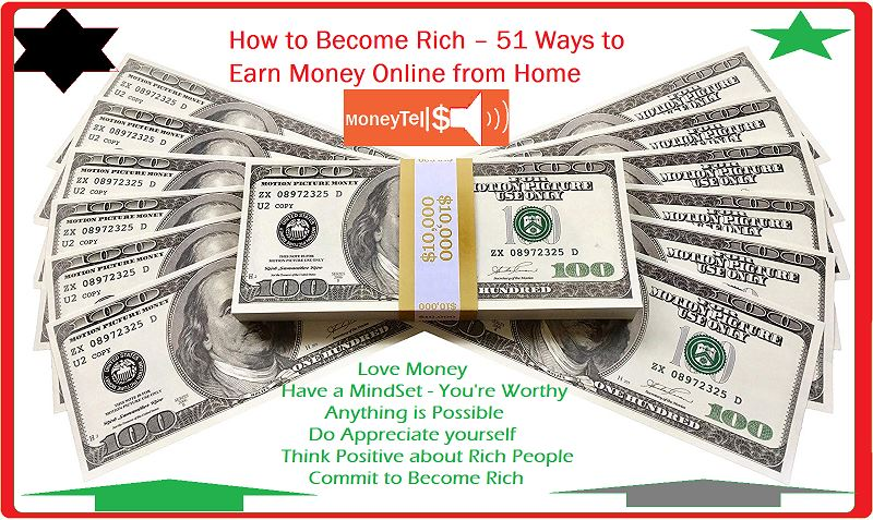 how to be get rich