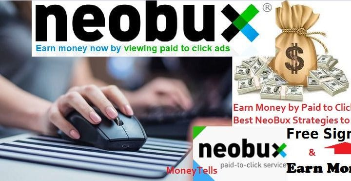 Make Money with NeoBux PTC sites