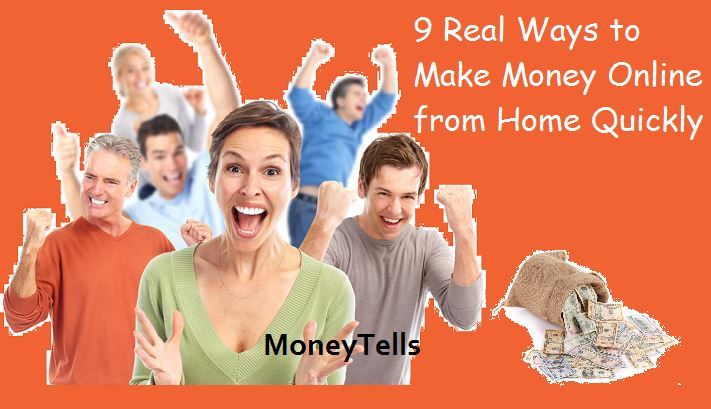 Real Ways to Make Money Online
