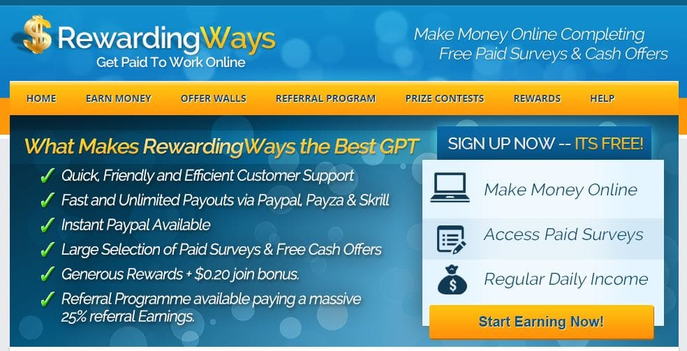 13 Best PTC sites (Paid to Click sites) to Get Paid To Ad