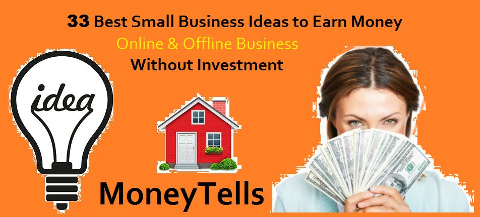 Small Business Ideas Online & Offline