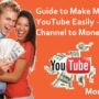 8 Easy Steps to Make Money on YouTube 2021 [Start from Scratch]