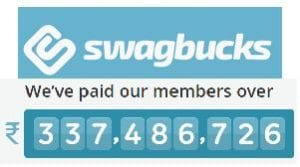 Top paid survey site for India swagbucks