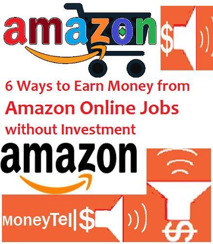 Amazon Online Jobs
