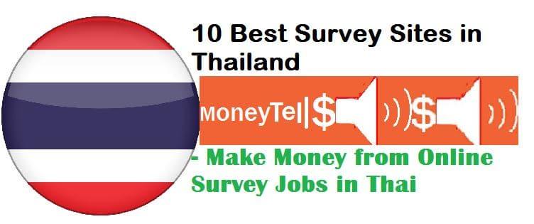 Best Survey Sites in Thailand