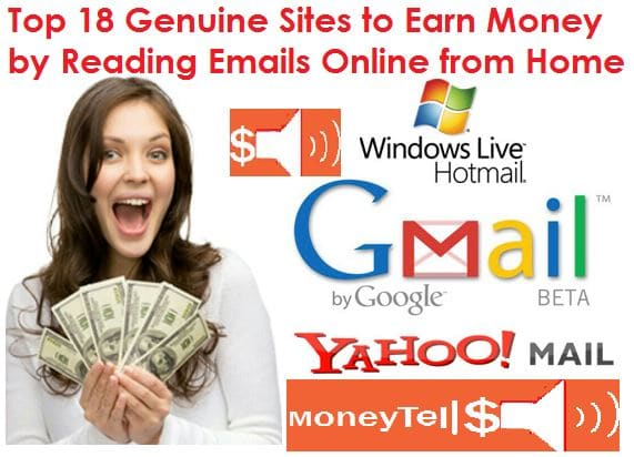 Earn Money Reading Emails Online