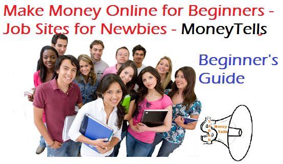 make money online for beginners