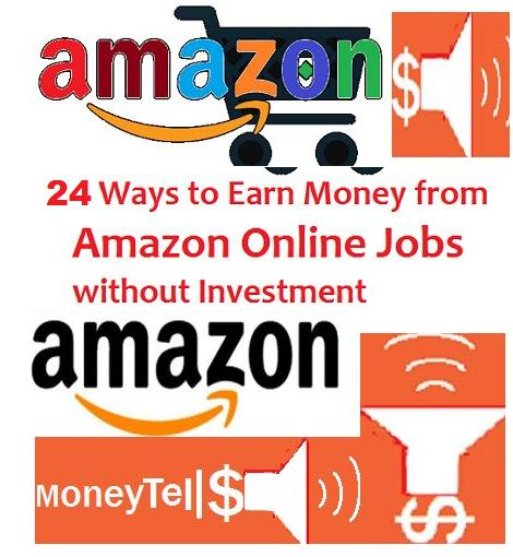 amazon online jobs