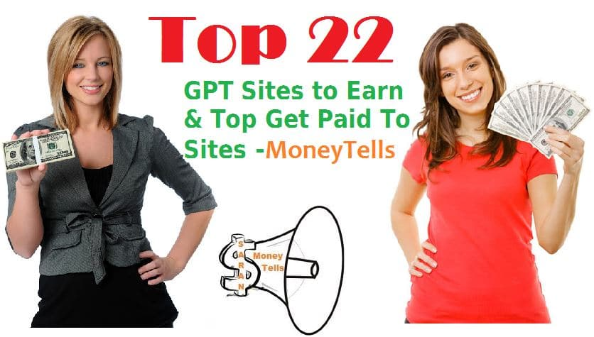 Get Paid to Jobs