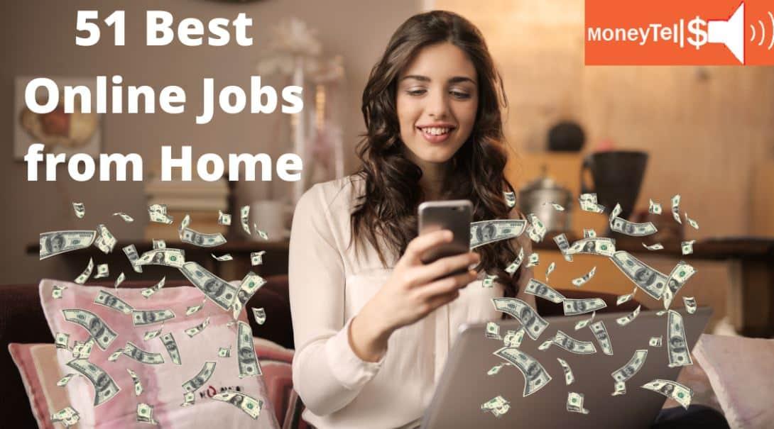 best online jobs 2021