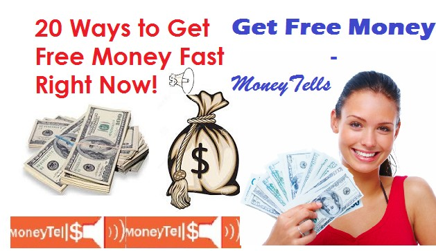 how get free money