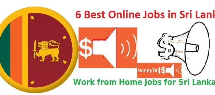 Online Jobs in Sri Lanka