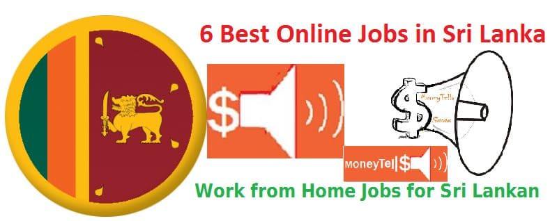 Online Jobs in Sri Lanka