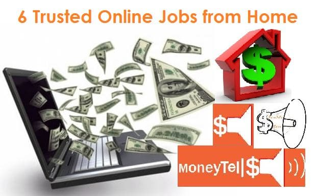 Trusted Online Jobs from Home