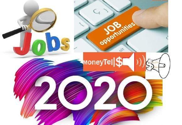 jobs in 2020