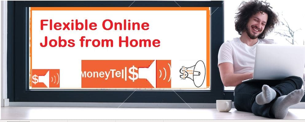 9 Highest Paying Flexible Online Jobs from Home - MoneyTells