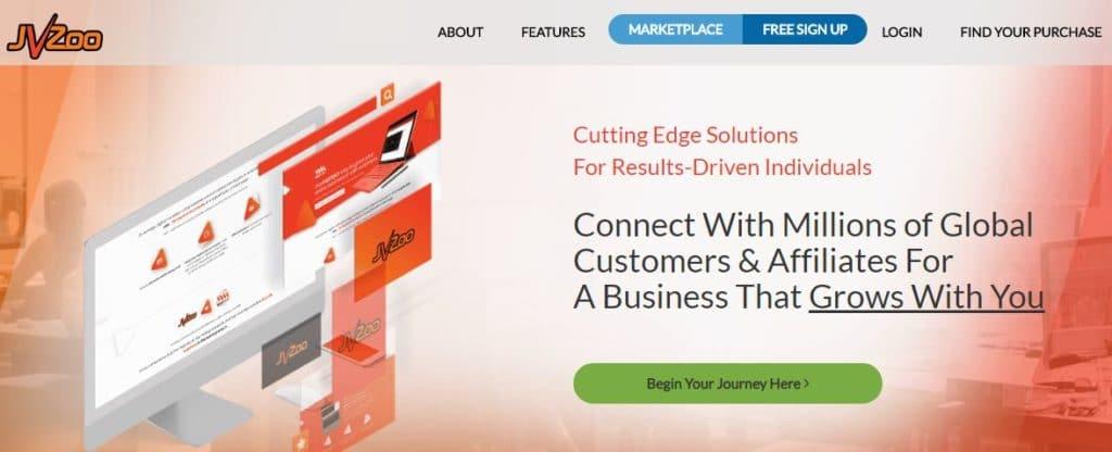 JVZoo affiliate Network