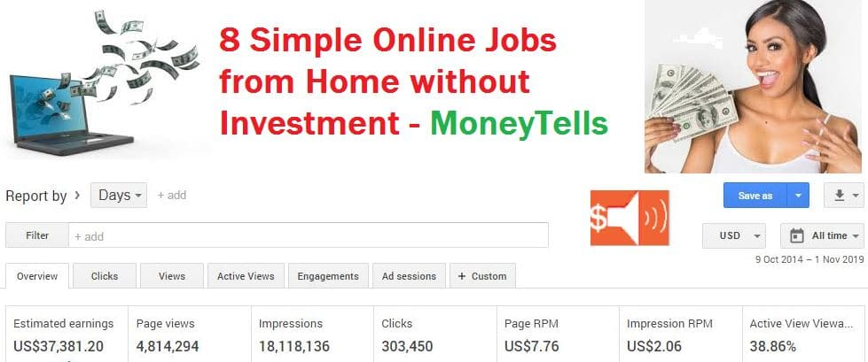Simple online jobs from home