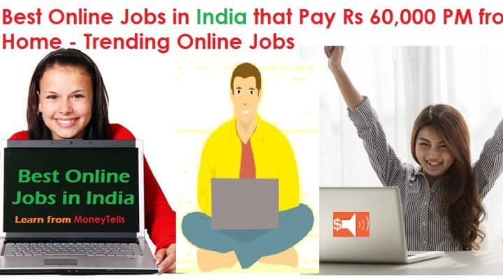 Best Online Jobs in India