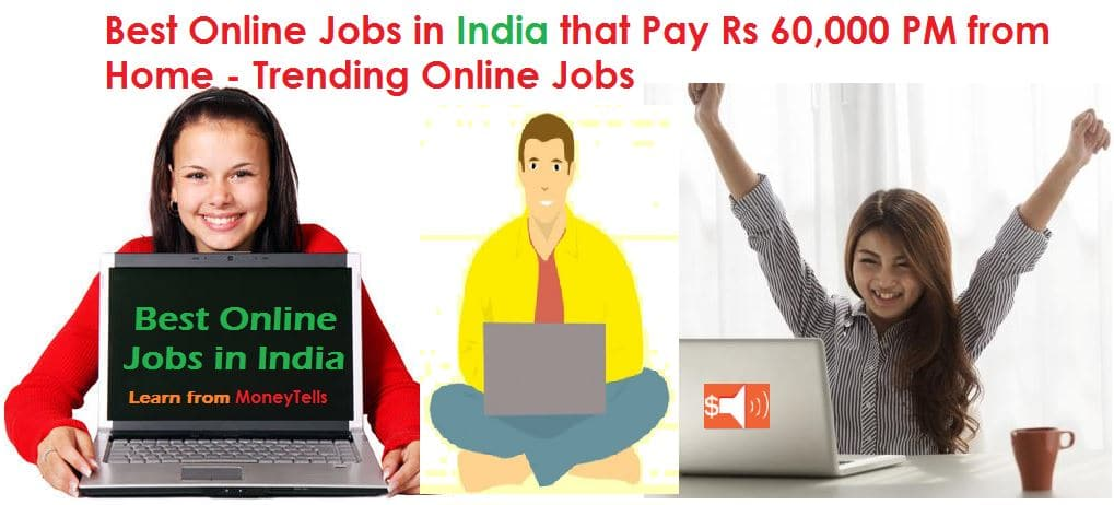 online jobs in India