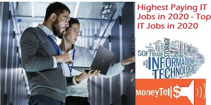 Highest Paying IT Jobs in 2020