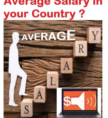 Average Salary in India