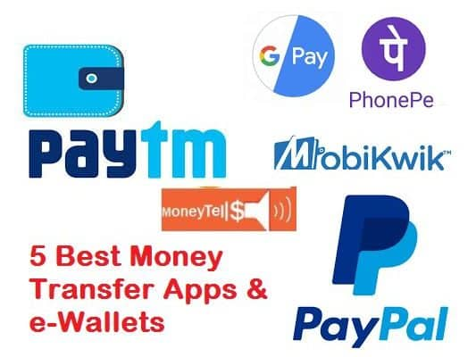 Money Transfer Apps